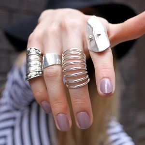 MARC JACOBS spiral ring